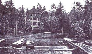 Stiefvater's cottages 1933