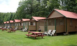 Stiefvater's cottages